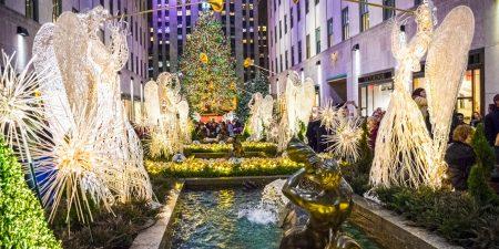 Weihnachtsurlaub in New York