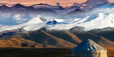 Traumreiseziel Zentralasien