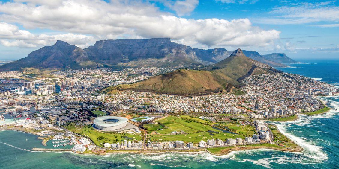 Kapstadt – Afrikas aufregendste Stadt