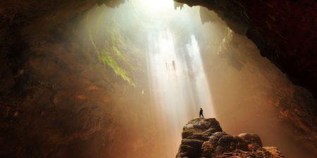 Höhlen: Versteckte Paradiese