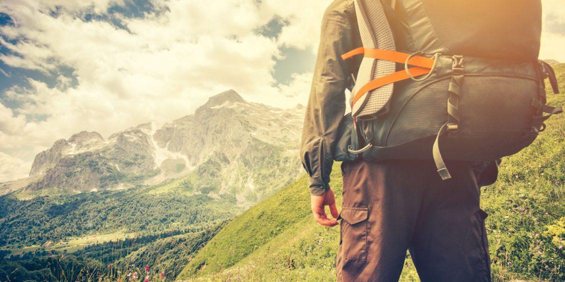 Trekking – Wandern und Zelten in der Wildnis