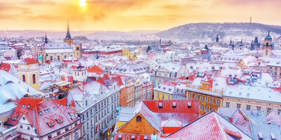 Die 10 schönsten Winter-Städte