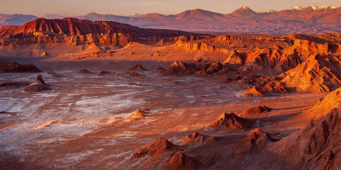 Atacama, Pinnacles, Tongariro: Landschaften wie nicht von dieser Erde