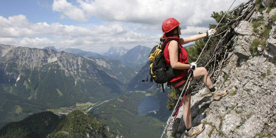 Trendsport Klettersteig – die Risiken nicht aus dem Blick verlieren