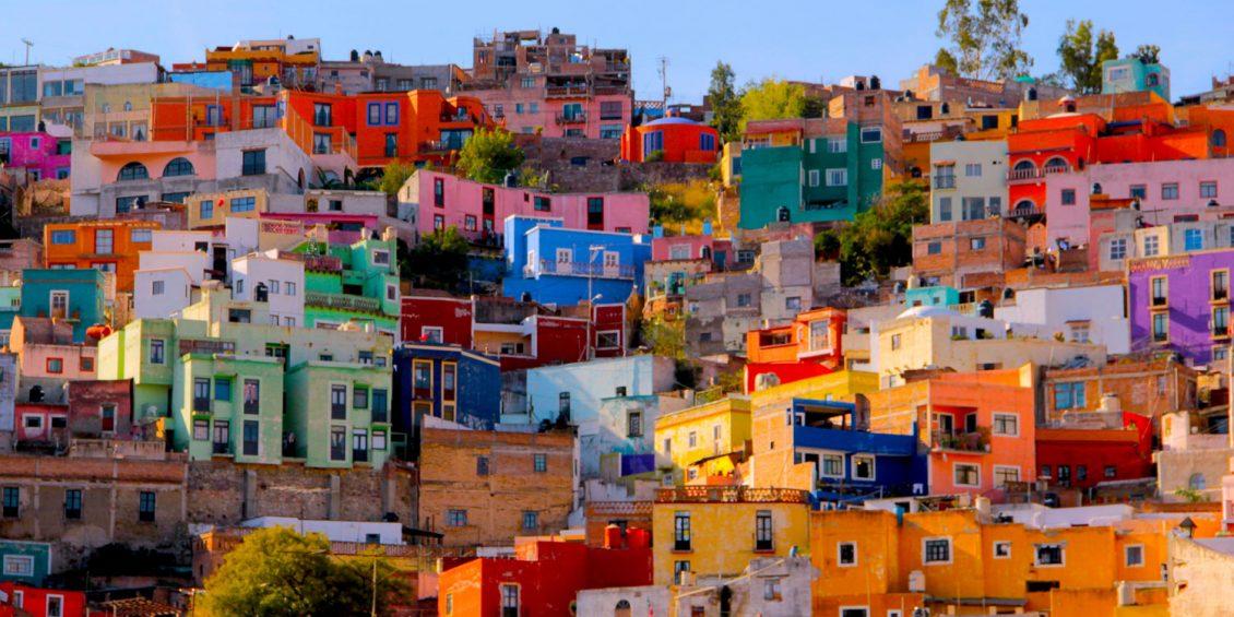 Burano, La Boca, Bo-Kaap: Die buntesten Orte der Welt