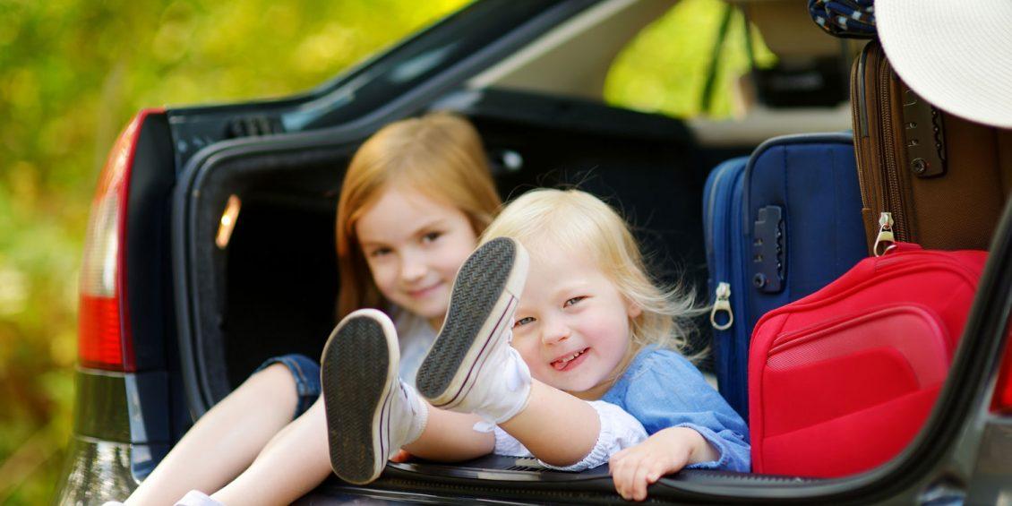 Mit dem Auto in den Urlaub: Entspannt mit Kindern verreisen
