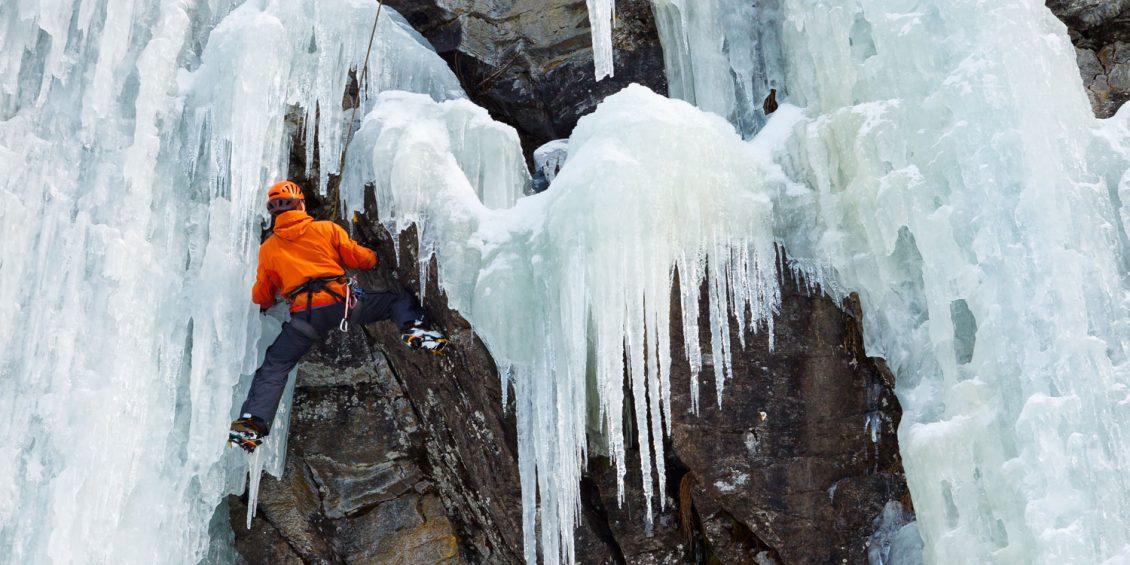 So kommt ihr im Winter ins Schwitzen: Außergewöhnliche Wintersportarten