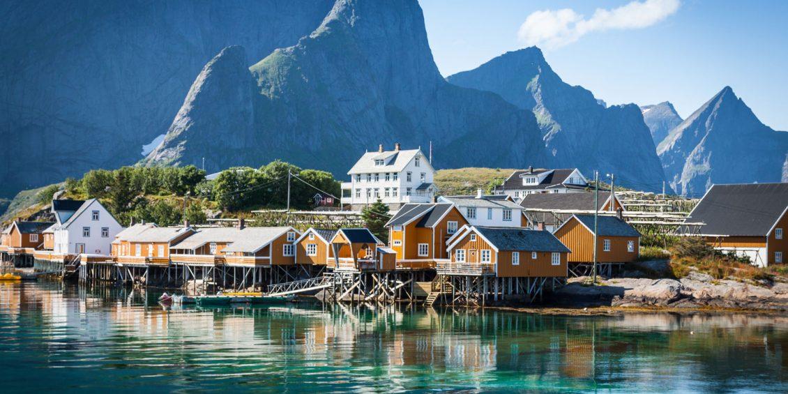 Lofoten, Schären und Fjorde: Atemberaubende Orte in Skandinavien