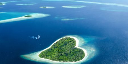 10 traumhafte Insel-Paradiese