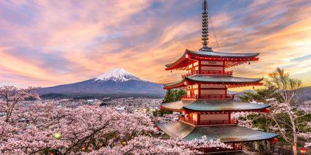 Wüste, Vulkan und paradiesischer Strand: So atemberaubend ist Japan