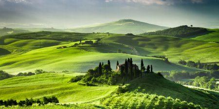Val d'Orcia, Blaue Grotte und Scala dei Turchi: Italien und seine Naturwunder