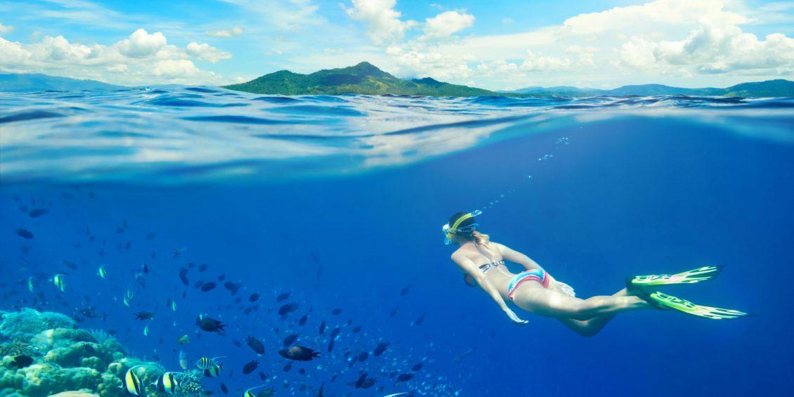 Rotes Meer, Great Barrier Reef oder Galapagos: Das sind die besten Schnorchel-Hotspots