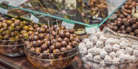 Schokoladen-Liebhaber aufgepasst: Zürich, Brüssel, Paris – diese Orte müsst ihr besuchen!