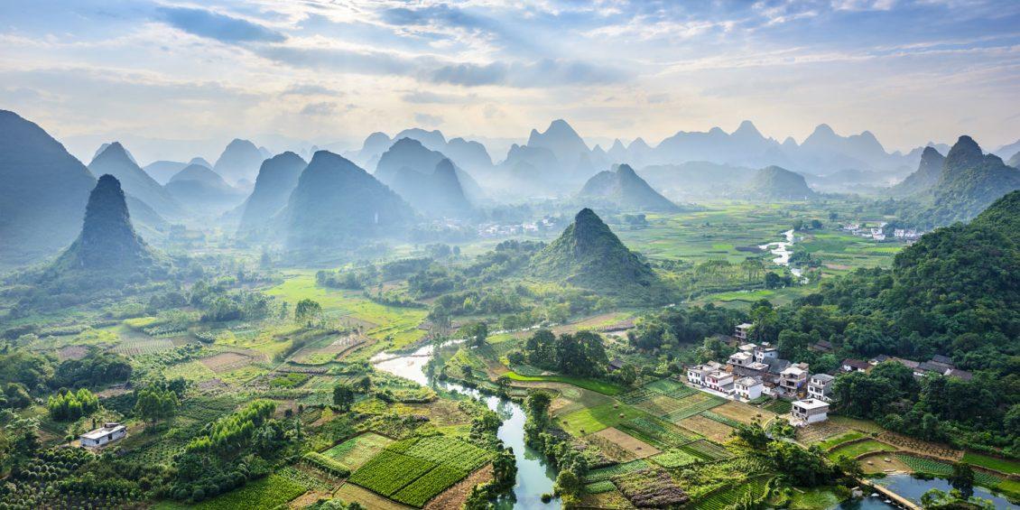 10 Gründe für eine Reise nach China