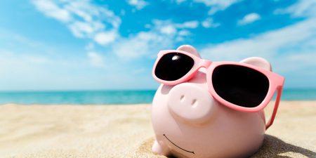 So sparst du Geld beim Reisen