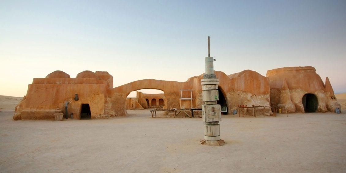 Star Wars-Drehorte – auf den Spuren der Jedi