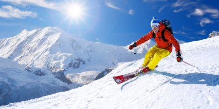 Rodeln, Eiskletter, Skijöring: Die genialsten Wintersportarten