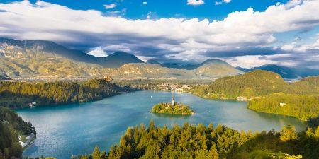 Zwischen Alpen und Mittelmeer: Urlaub in Slowenien
