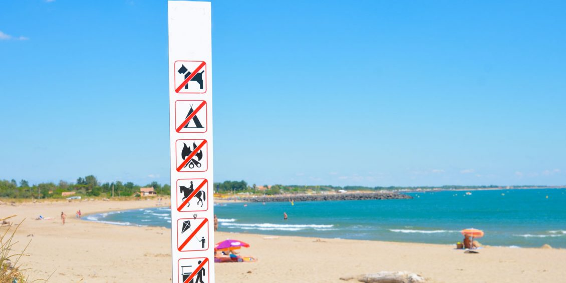 Andre Länder, andre Sitten: Strandknigge fürs Mittelmeer