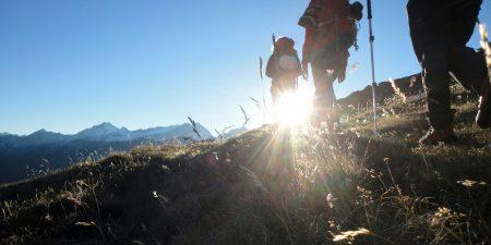 Sicher am Berg – so vermeiden Sie Wanderunfälle