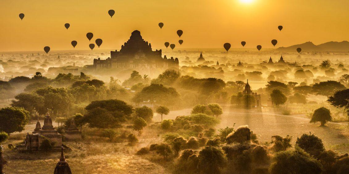 Die großartigsten Tempel in Asien