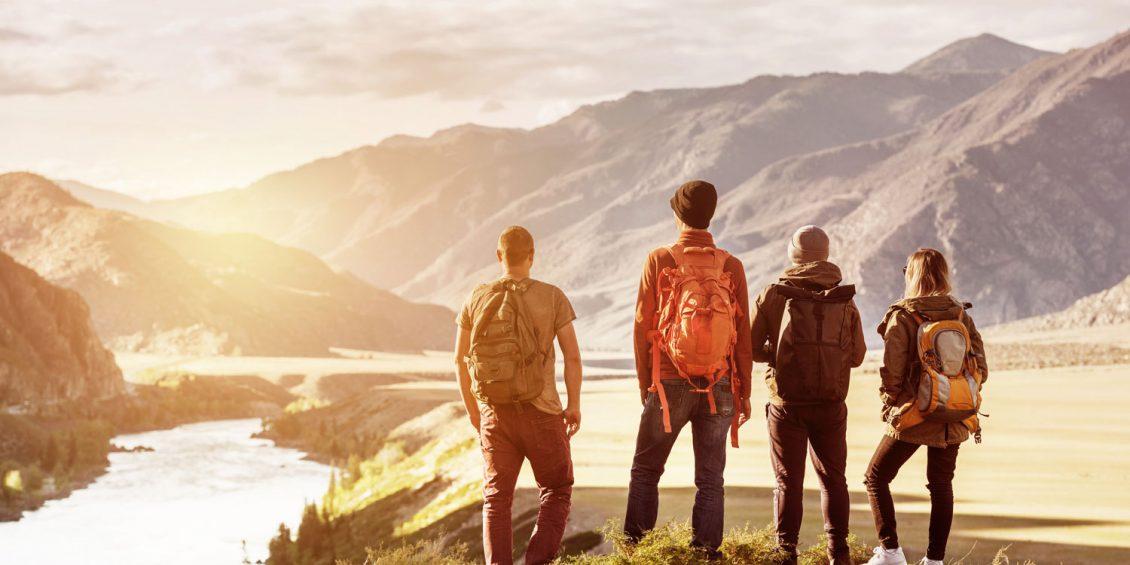 Camping, Kurztrips und Abenteuer: Reisetrends 2019