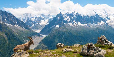 Europas höchste Gipfel – Wandern und Bergsteigen auf Monte Rosa, Mont Blanc, Elbrus und Co.