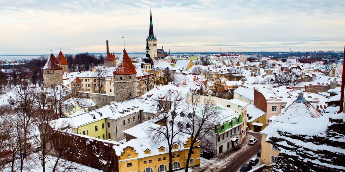 Tallinn, Breslau, Edinburgh: Zauberhafte Winterstädte