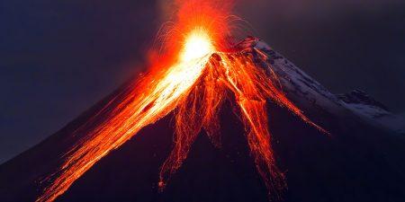 Fuji, Kilimandscharo und Ätna – die schönsten Vulkane der Welt
