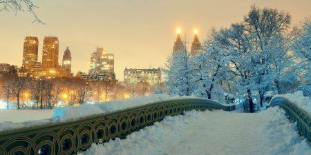 Wintermärchen New York