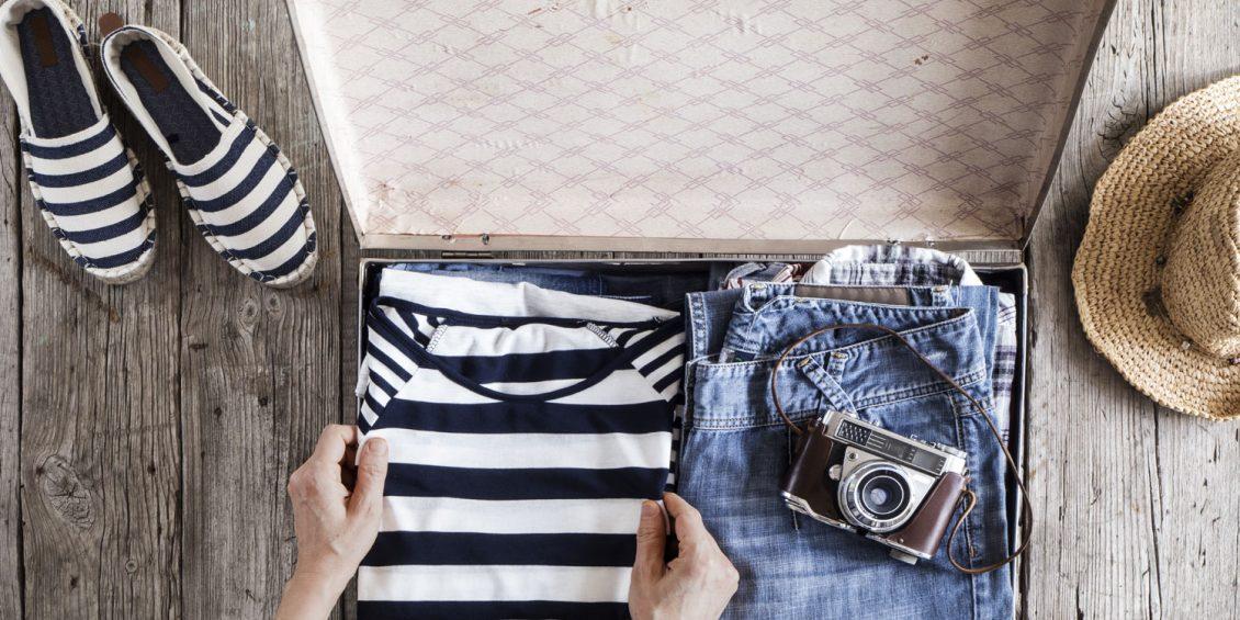 Richtig packen: Das könnt ihr zuhause lassen