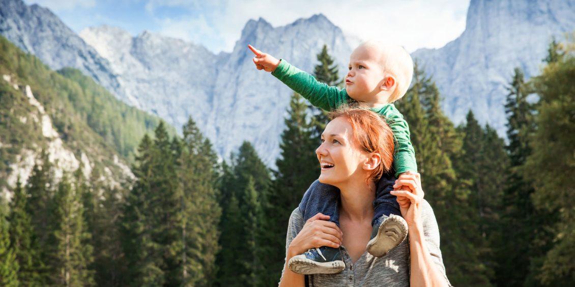 Reisen mit Kindern? Diese Dinge müssen Sie bedenken