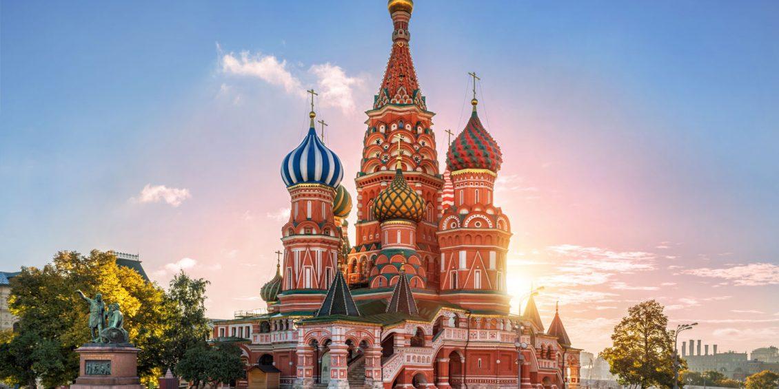 Faszinierendes Moskau