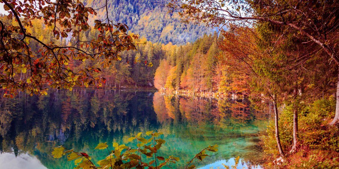 Bodensee, Schottland und Sardinien: Goldener Herbst – hier ist er am schönsten