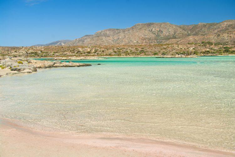 Elafonisi, Kreta, Griechenland