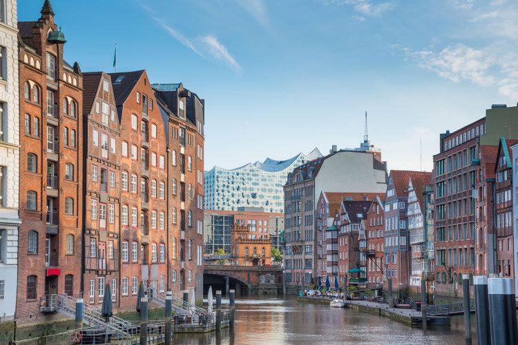 Lebenswerte Stadt Hamburg