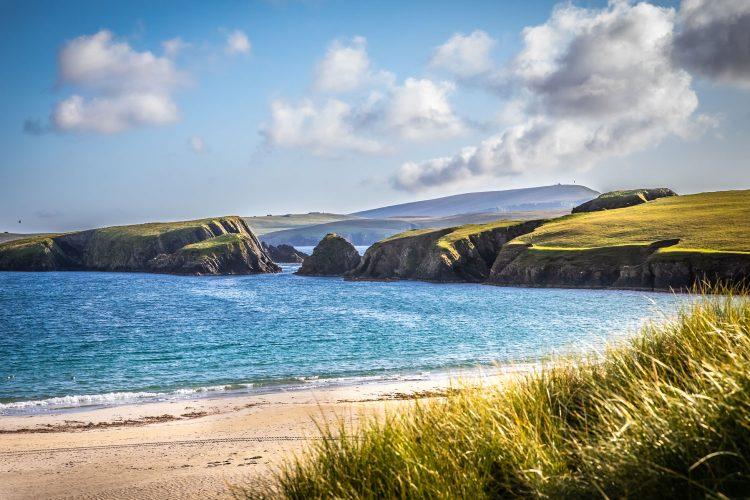 Natur auf den Shetlandinseln