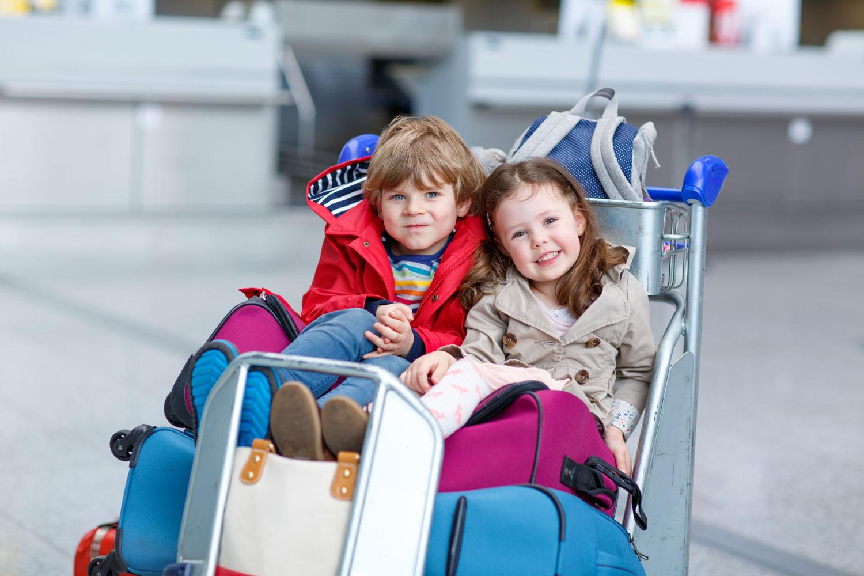 reisen mit kindern diese dinge müssen sie bedenken