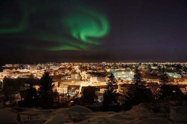 In Island kommen die Weihnachtstrolle