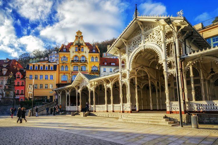 Bezauberndes Karlsbad