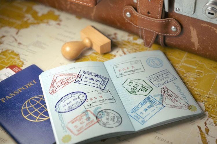 Ein Visum ist für Indien Pflicht