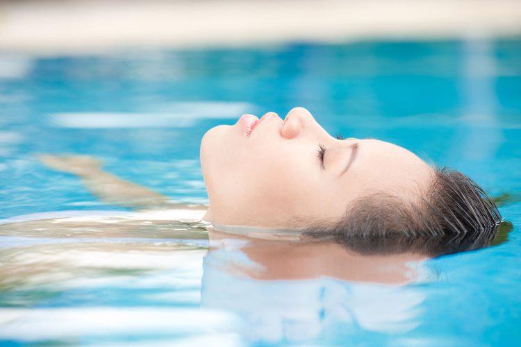 Entspannen im Thermalwasser