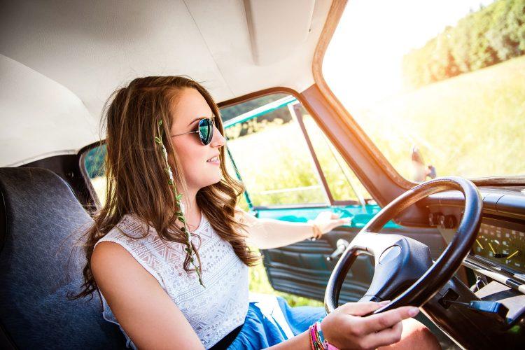 Meist sind Fahrer erst ab 21 Jahren zugelassen