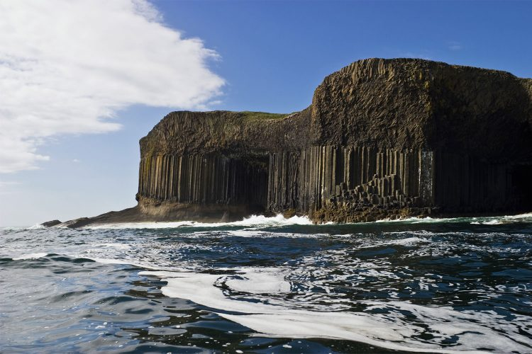 Eingang Fingal's Cave
