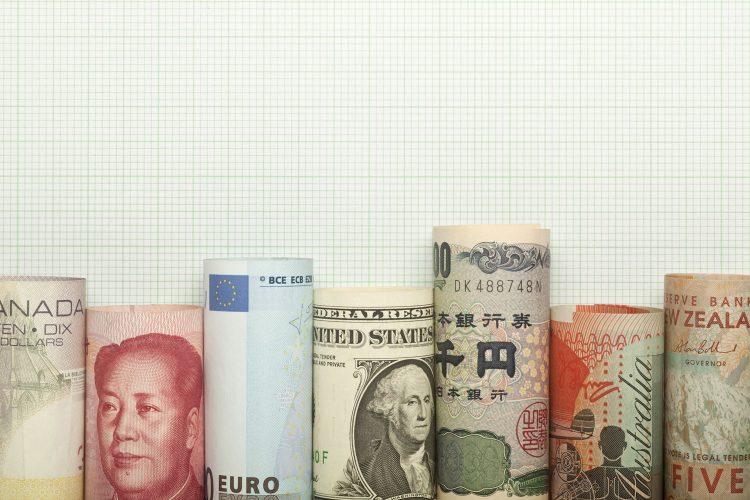 Der Währungstausch geht oft ins Geld