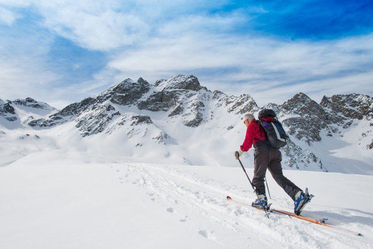 Ausdauer und Abfahrt kombiniert: Skitouren gehen