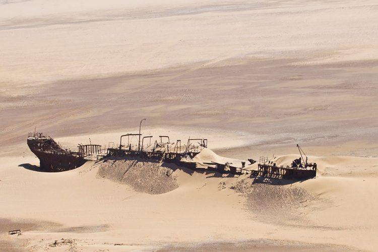 Ein wahres Wüstenschiff