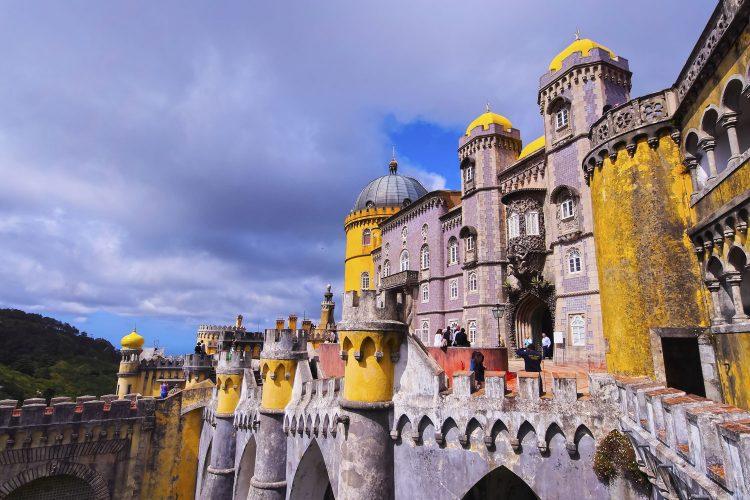Schloss in Sintra