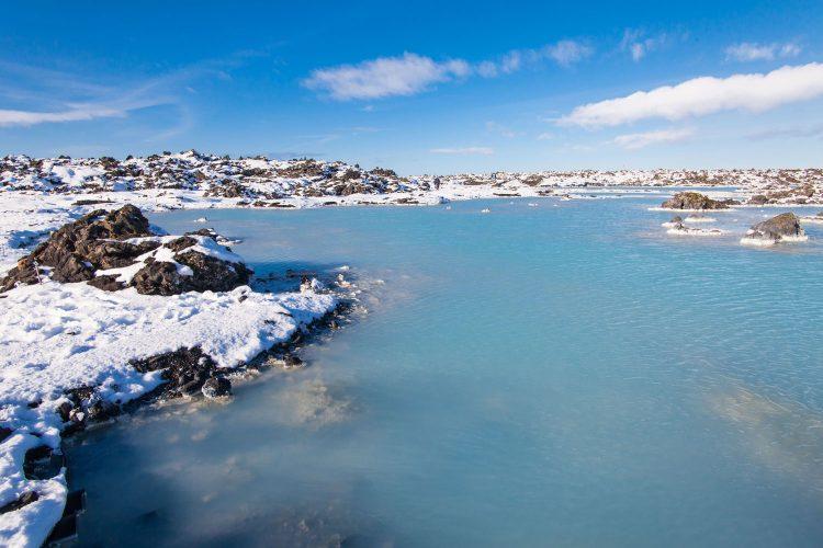 Warme Quelle Island