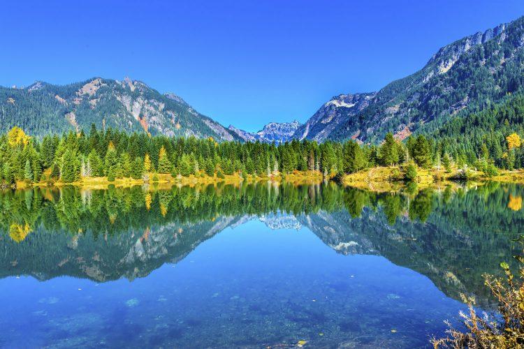 Atemberaubende Natur in der Nähe von Washington